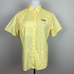 Columbia Sportswear M PFG Omni Shade Button Up